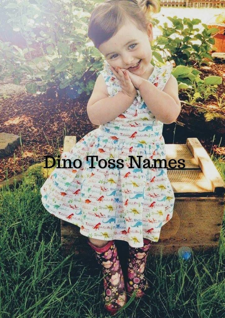 Old fashion dresses names of dinosaurs