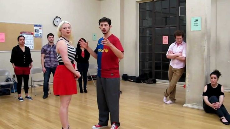 2/14/2013 UC Berkeley Argentine Tango Class: tango is?, walking, super o...