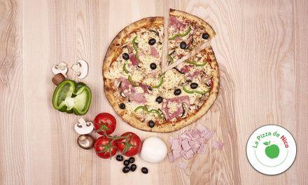 Saveurs italiennes pour 1, 2 ou 4 - Restaurant La Pizza de Nico Sainte-Luce-sur-Loire à Sainte Luce Sur Loire