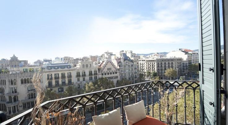 You Stylish Paseo de Gracia Apartments, Barcelona, Spain - Booking.com