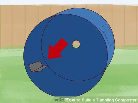 Image titled Build a Tumbling Composter Step 13