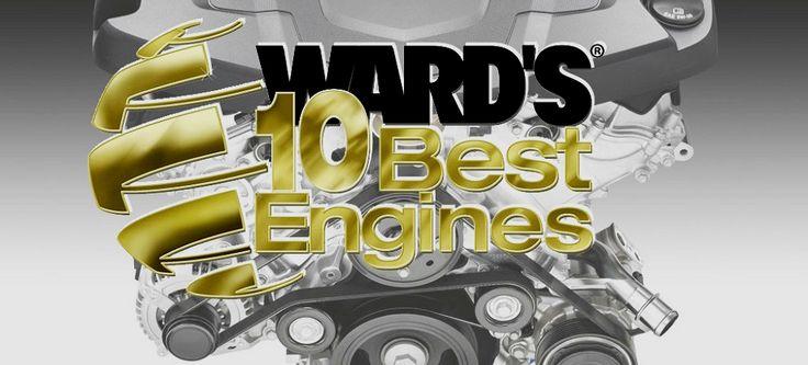 Топ-10 лучших двигателей 2016 года