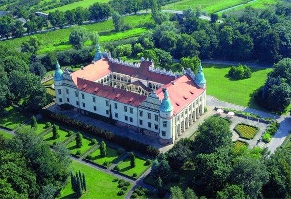 Baranów Sandomierski / Poland