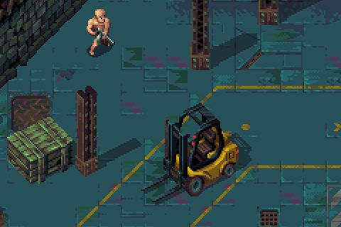 Indie Retro News: Tower57 - 16-bit Amiga inspirational shooter goes GIF mad!
