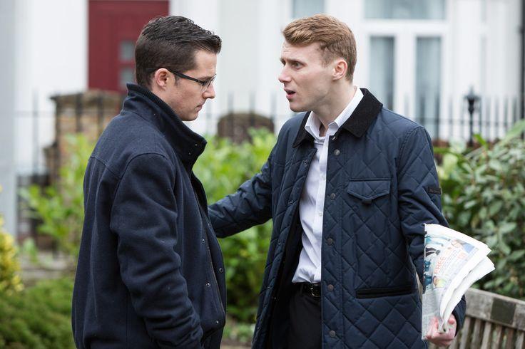 EastEnders: Phil discovers Ben's secret plan
