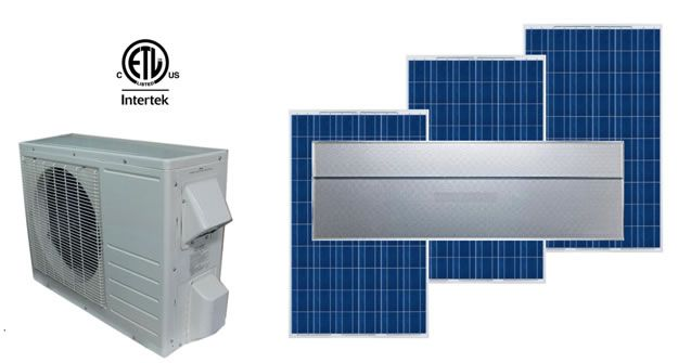 DC Solar Air Conditioner Heat Pump | Solar Air Conditioning | Solar Heating | Manufacturers