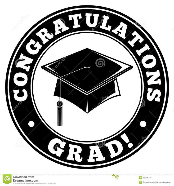 Congratulations Graduate Clip Art