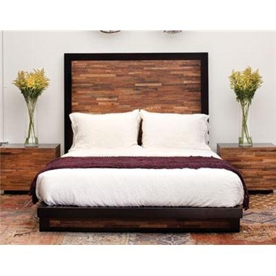 Contemporary Bed From Environment Furniture