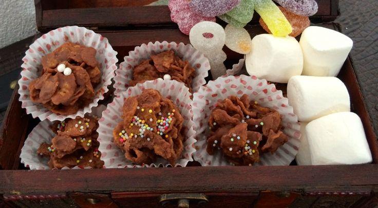 Cornflakes-Schoko-Guetzli | Stilpalast