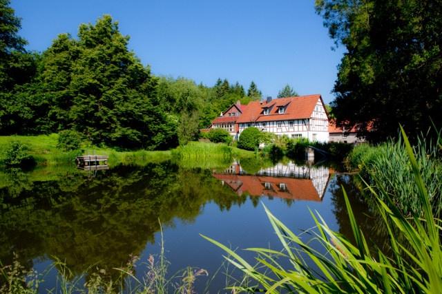 Auf unserem weitläufigen Freigelände können wir im Sommer Hochzeiten mit bis zu 100 Gästen arrangieren, im Herbst und Winter ist der Platz auf 50 bis 70 Personen begrenzt.