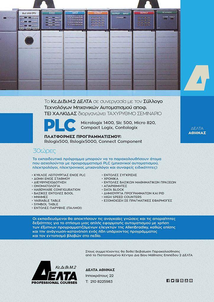 PLC Πλατφόρμες Προγραμματισμού