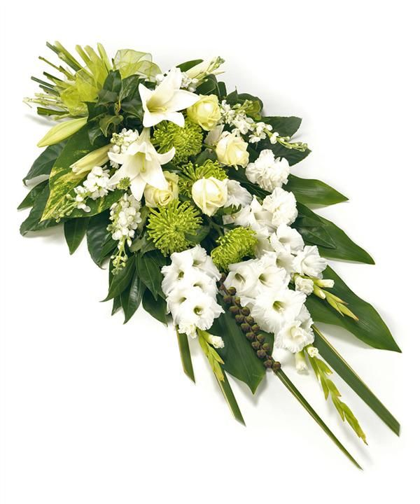 630 best sympathy work images on Pinterest | Flower arrangements ...