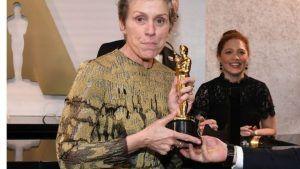 معروف ہالی ووڈ اداکارہ کااسکرایوارڈ چوری ہوگیا
