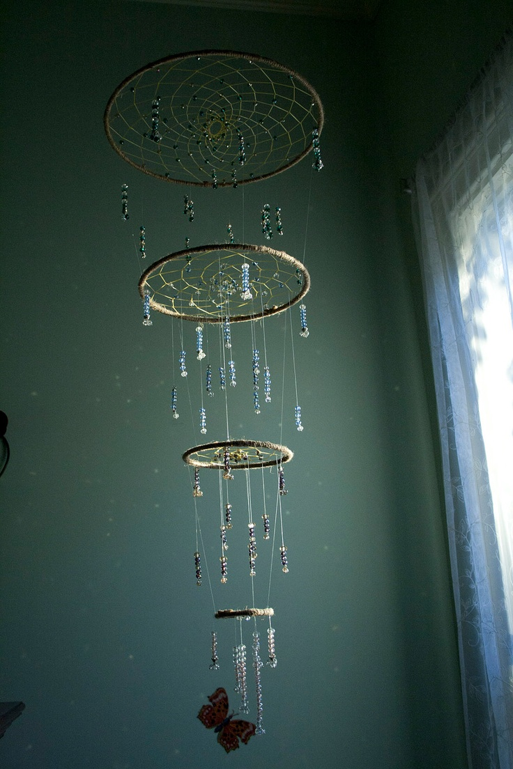 Dreamcatcher Chandelier | Projects With Potential | Dream ...