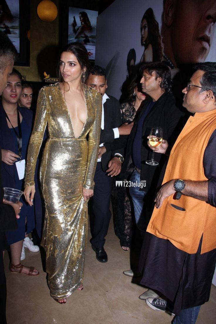 Deepika Padukone at XXX-3 premiere in Mumbai