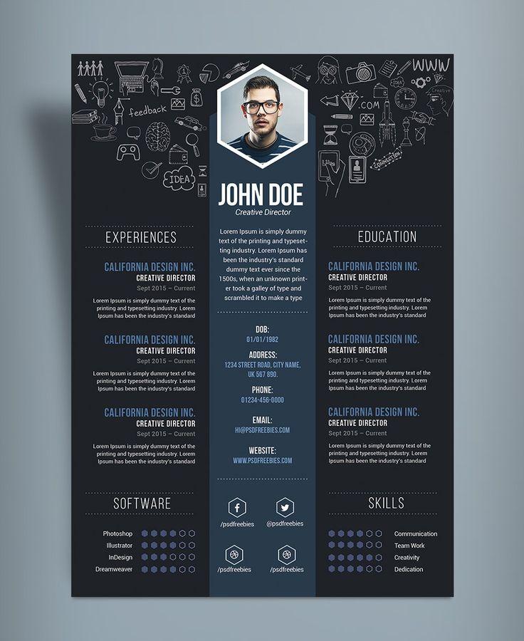 Creative Resume Appreciation Creative Curriculum Creative Cv