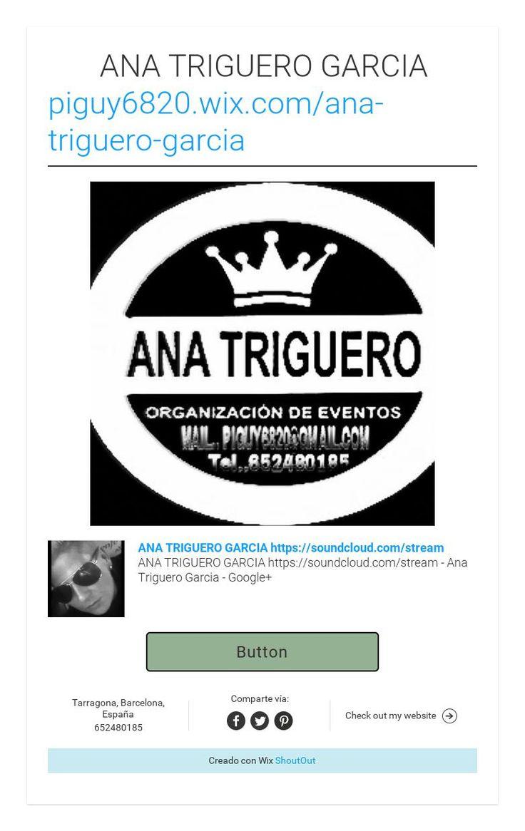 ANA TRIGUERO GARCIApiguy6820.wix.com/ana-triguero-garcia