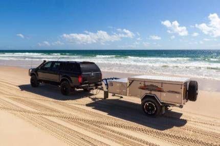 Austrack TELEGRAPH-LT Forward Fold LITE Camper Trailer | Camper Trailers | Gumtree Australia Caboolture Area - Caboolture | 1127024687