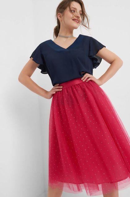 8881932852 Glamour tüll szoknya - Piros és rózsaszín | Testalkat, Ceruza ...