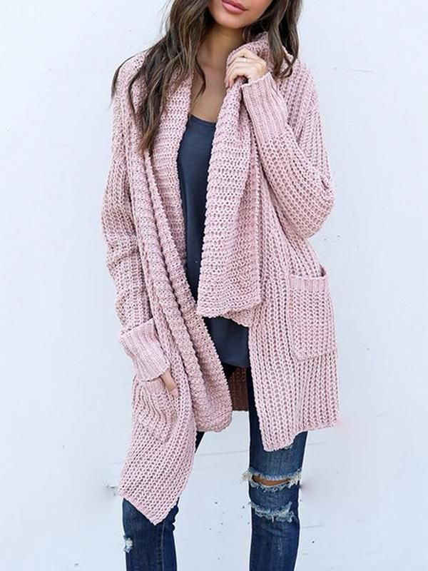 e56992d2e Spring   summer cute Cozy sweaters Comfy Coat Chunky Cardigan classy ...