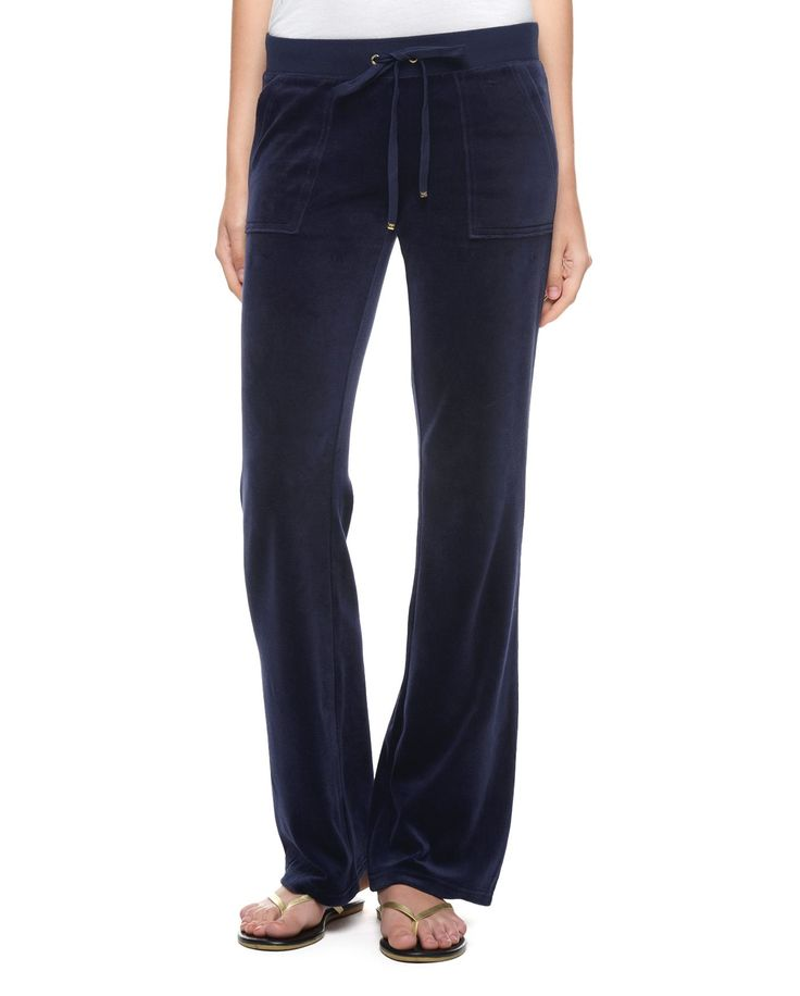 BLING VLR BOOTCUT PANT - Juicy Couture
