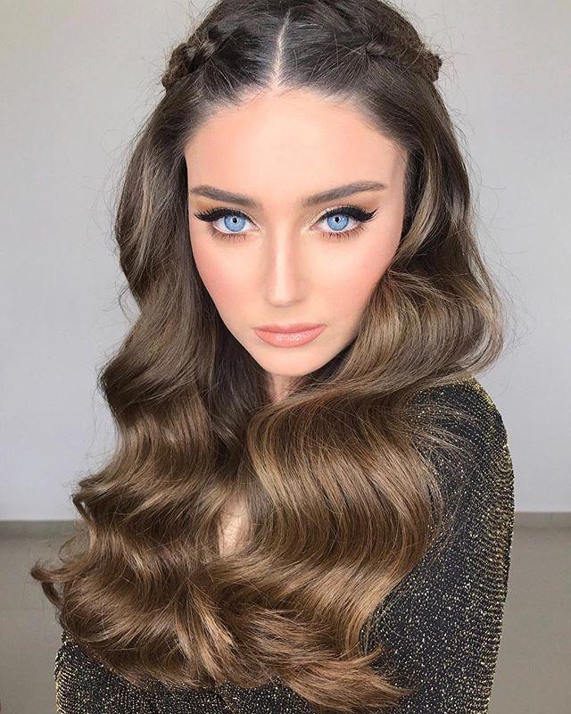 Effy Palarya Von @pazit_horesh_saig_makeupartist gepostet In den Leuchtkasten 0545882508 #hair #hairstyle #i