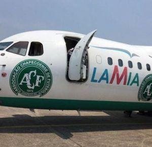 Se estrella avión que transportaba a equipo de futbol brasileño