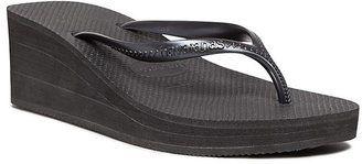 havaianas Platform Wedge Flip-Flops - High Fashion - $38.00