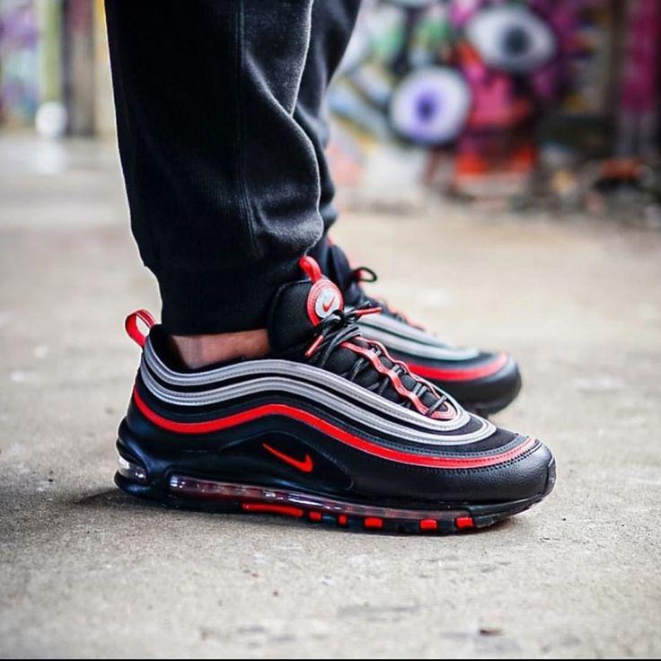 Nike Airmax 97 x Essential • I'm loving this colour way Shoutout ...