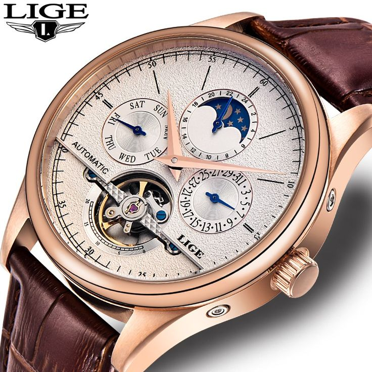 Like and Share if you want this  LIGE Brand Men watches Automatic mechanical watch tourbillon Sport clock leather Casual business wristwatch Gold relojes hombre     Tag a friend who would love this!     FREE Shipping Worldwide     Buy one here---> https://onesourcetrendz.com/shop/all-categories/watches/mens-watch/lige-brand-men-watches-automatic-mechanical-watch-tourbillon-sport-clock-leather-casual-business-wristwatch-gold-relojes-hombre/
