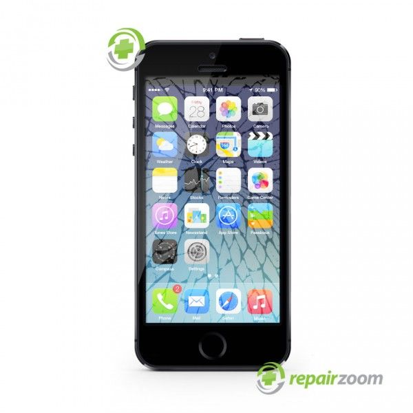 Iphone  Cracked Screen Repair Singapore
