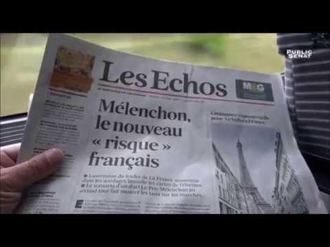 Le journal de BORIS VICTOR : MA FRANCE INSOUMISE - Rouleau-compresseur médiatiq...