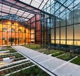 Malopolska Garden of Arts is a New Cultural Hub in Krakow, Poland.