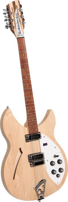 Rickenbacker 330/12 Electric Guitar  Mapleglo