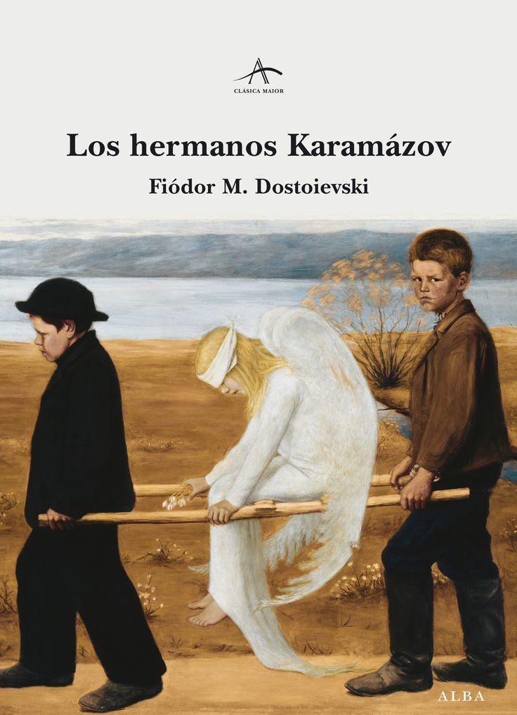 los hermanos karamazov-fiodor m. dostoievski-9788484289210
