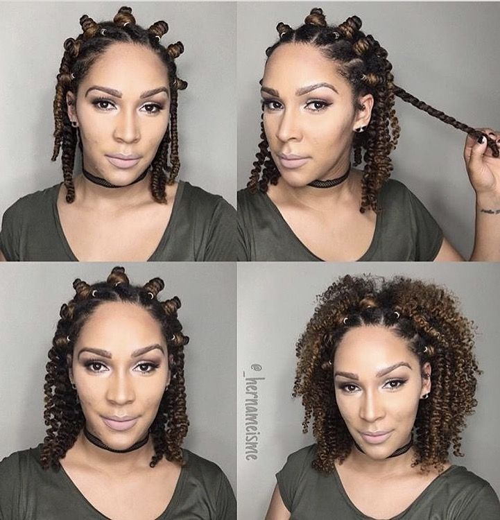 Bantu Knots Pinterest: 25+ Best Ideas About Bantu Knots On Pinterest