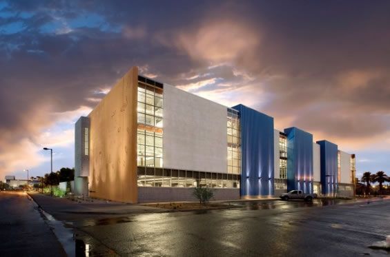 BIM and ArchiCAD combine a passion for science in an inspiring high school design
