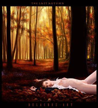 The last autumn by delacruz-art