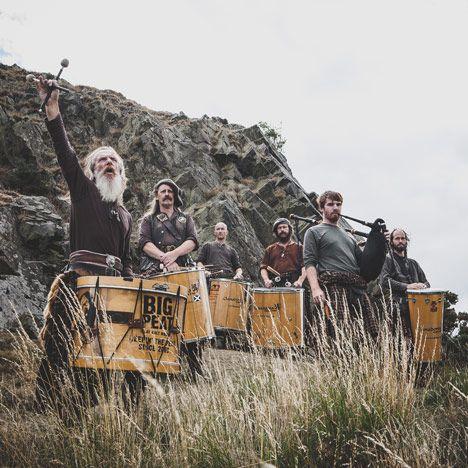 Clanadonia - Scotland's greatest Drum & Pipe Band Export