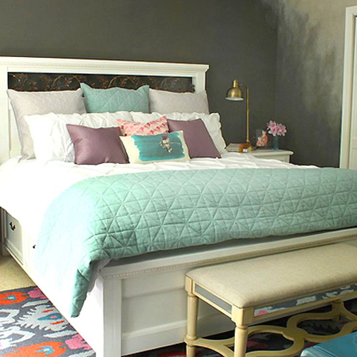 Top 25 Ideas About King Size Beds On Pinterest