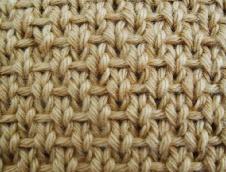 25 best ideas about point de tricot sur pinterest tricot point point de tricot facile et - Point de sable tricot ...