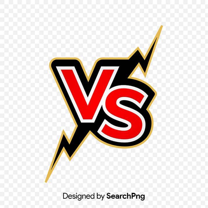 Versus Letters Vs Logo Png Image Vs Logo Photo Logo Design Youtube Logo Png