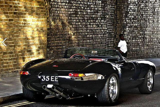 Jaguar E-type http://www.englishtowingbreakdown.co.uk/ #RePin by AT Social Media Marketing - Pinterest Marketing Specialists ATSocialMedia.co.uk