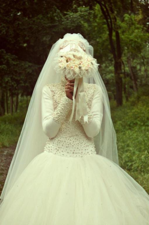 2013 İSLAMİC WEDDİNG DRESS