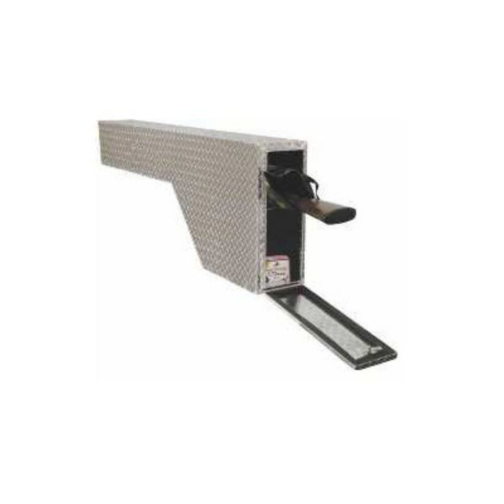 Tradesman Full-size Aluminum Fender Well Gun Box - TALFWGB60