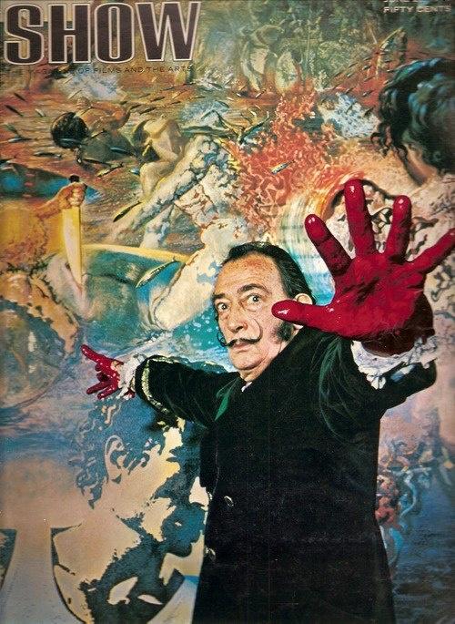 Salvador Dali: Figueres 1904-1989. Etapas: surrealismo, cubismo, dadaismo