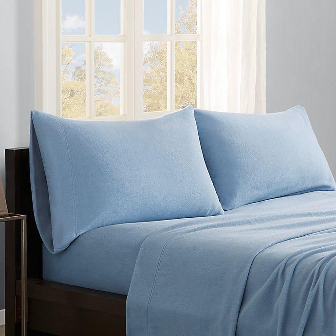 True North by Sleep Philosophy Micro Fleece Sheet Set | Bed Bath