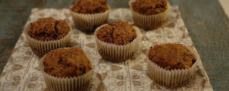 Date and Carrot Muffins Recipe | The Chew - sub flour for gf