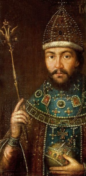 Tzar Boris I Godunov (1551-1695) was a descendant of a cadet branch of Chet and actually had no rights to the throne of Russia. His ancestor Chet was the Tatar nobleman who entered the service of Ivan I Kalita, the Grand Prince of Moscow ca the 13th century, and is considered as one of founders of the Ipatiev Convent, where the history of the Romanovs dynasty started.
