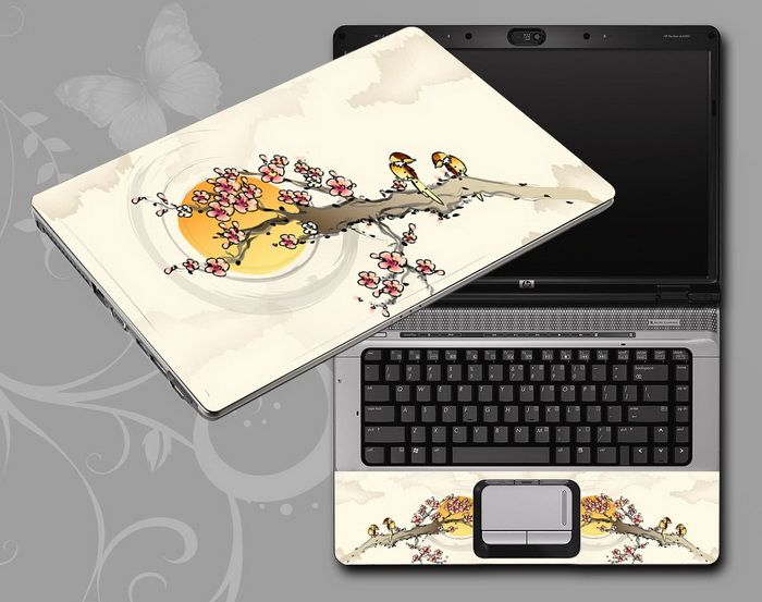$13 LAPTOP NOTEBOOK SKIN Sticker Cover for HP Pavilion 17-e016dx laptop